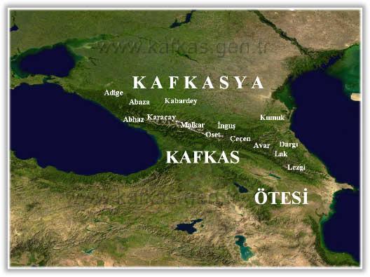 KAFKASYA'DA İSTİKRAR ARAYIŞLARI