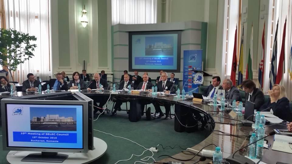 SELEC Konsey Toplantısı