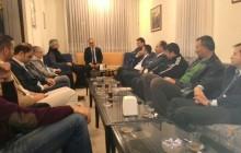 Konferans-Araştırmacı-Yazar Nejat ÇOĞAL, Türk Ocakları Akademik Kurulu'nda Konuştu…