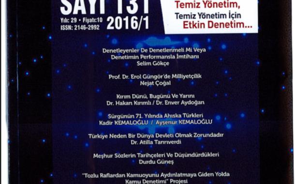 Makale-Prof. Dr. Erol Güngör'de Milliyetçilik