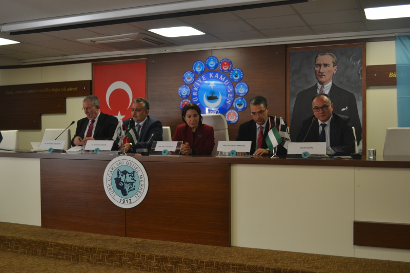 Panel – Kıbrıs ve Batı Trakya