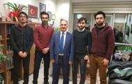 Türk Ocakları Gençlik Kolları Ziyareti