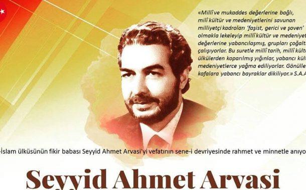 Seyyid Ahmet Arvasi