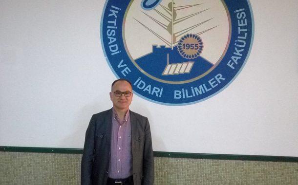 Nejat ÇOĞAL – Gazi Üniversitesi İ.İ.B.F. Öğretim Görevlisi