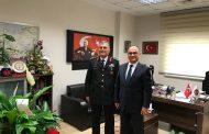 Jandarma Genel Komutan Yardımcısı Korgeneral Ali ÇARDAKÇI'dan  Gümrükler Muhafaza Genel Müdür Yardımcısı Nejat ÇOĞAL'a Ziyaret